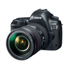 Buy your Canon EOS 5D Mark IV DSLR Camera with 24-105mm f/4L II Lens 1483C010 at Filmtools today