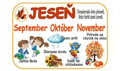 Preschool, Autumn, Education, Fall, Learning, Kindergarten, Day Care, Preschools, Teaching