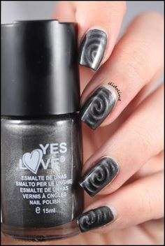 Yes Love - Spirales Magnétiques ~ Didoline's Nails