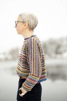 Knitting Designs, Knitting Patterns Free, Free Knitting, Knitting Projects, Free Pattern, Sweater Patterns, Knitting Machine, Clothes Patterns, Stockinette