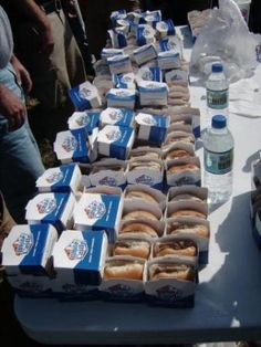Tailgating in Lexington, Kentucky for the Kentucky Wildcats Game