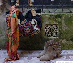 Moda y Tendencias en Buenos Aires : Rapsodia 2012: accesorios para un look bohemio