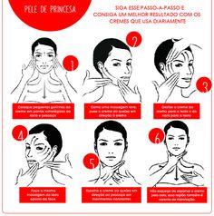 Cuidados com a pele: o uso correto de cremes