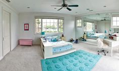 Do your best to create your kid's dream bedroom