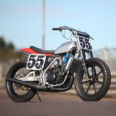 The flat tracker look is a style that's really starting to catch on in custom circles. But this Honda CR500-powered custom doesn't just look the part—it's the real McCoy.