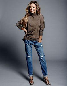 Sarah Hyland - Demi (Bliss - Shay Mitchell and Michaela Blane)