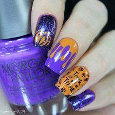 Nail Stamping Designs, Cute Acrylic Nail Designs, Stamping Nail Art, Beautiful Nail Designs, Cute Acrylic Nails, Cute Nails, Pretty Nails, Nail Art Designs, Nail Deaigns