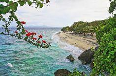 Beach of Sumilon Island