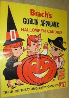 Goblin, Vintage Halloween, Trick Or Treat, Party, Parties