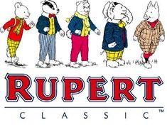 The Classic Rupert Bear Shop