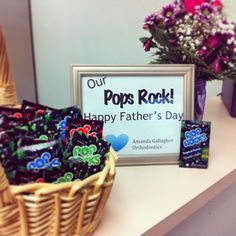 Our Pops Rock at Amanda Gallagher Orthodontics! #AGOrtho