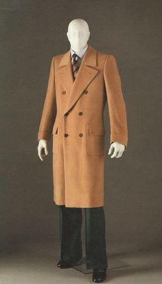 Guido Bosi Cappotto di stoffa di puro cammello 1959