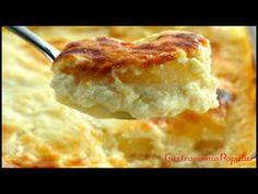 Receita de Torta Cremosa de Batata c/ Queijo - Passo a Passo Fácil - YouTube