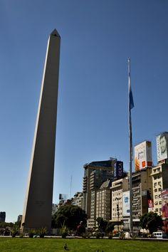 MisteriosaBsAs: El Obelisco / The Obelisk