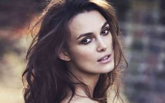 Herunterladen hintergrundbild keira knightley, 4k, britische schauspielerin, portrait, schönheit