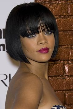 Rihanna Bobs Hairstyles | Latest Trend of Hairstyle and Haircut ...
