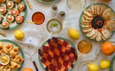 10 Beautiful Photos of Famous Meals From Literature