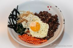 Bol de riz Coréen