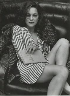 #MarionCotillard - One of the best french actress in the world but also one of the woman with the best style. Pure beauty