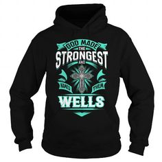 I Love WELLS WELLSYEAR WELLSBIRTHDAY WELLSHOODIE WELLS NAME WELLSHOODIES  TSHIRT FOR YOU Shirts & Tees