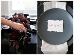 Simple & Elegant Thanksgiving Inspiration - Lindsey Brunk