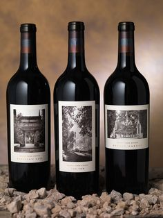 Round Pond Gravel Series Wine Package Design by Pate International Sauvignon Blanc, Cabernet Sauvignon, Wine Bottle Design, Wine Label Design, Chenin Blanc, Wine Packaging, Packaging Design, Pinot Noir Wine, Wine Photography