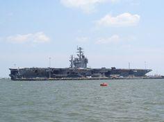 USS George Washington Norfolk Naval Base