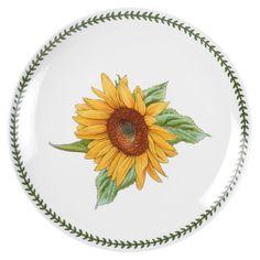 Portmeirion Botanic Garden Melamine 14??? Round Platter