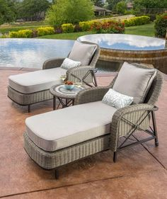 the valletta chaise set is both trendy in design and function this sturdy chaise set comfortably sits 2 adults on firm cushions covered in allweather