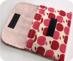 Perfect for placing personal progress! Basic sewing patter!