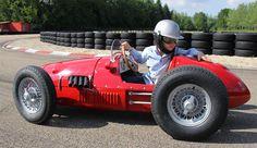 Little Rétro : Junior Cars