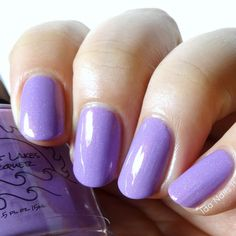 Great Lakes Lacquer Longing for Lilacs March 2017 LE
