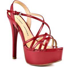 Sixty bucks from heels.com. 6 inch heels? Haha, Tim wouldn't approve. ;)