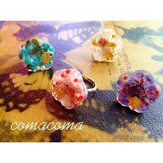 【yumirinko215】さんのInstagramをピンしています。 《オルゴナイト✨桜🌸リング♪  #オルゴナイト #桜 #こまこま #エネルギー #パワースポット #癒し #スピリチュアル #愛 #ヒーリング #ハンドメイド #浄化 #comacoma #orgonite #handmade #love #healing #power #power stone  #happy #beautiful  #Sacred place #ring》