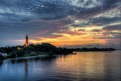 Happy 153rd Birthday to the Jupiter Lighthouse! www.stevehuskisson.com