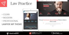 LAW PRACTICE v3.3  Lawyer Responsive Business Theme  Blogger Template