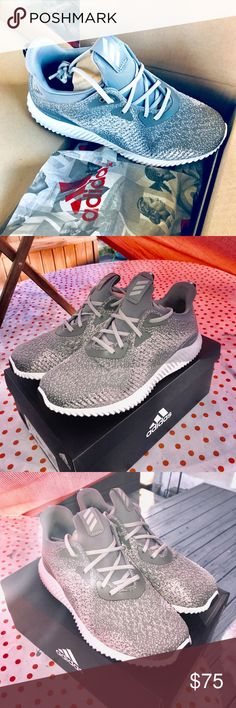 06efb100c NEW Adidas Women s Sneakers alphabounce 1 size 8 Adidas Women s Sneakers  alphabounce 1 w RUNNING New