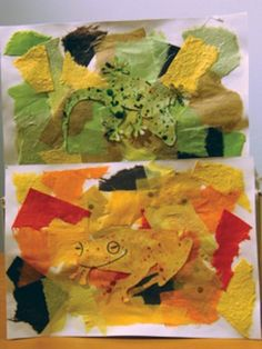 Getting children to appreciate the importance of rainforests is not easy. Caroline Petherbridge provides some crafty activities to get you started