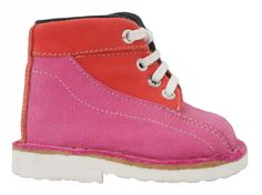 Papuci ortopedici RR - Roz si rosu