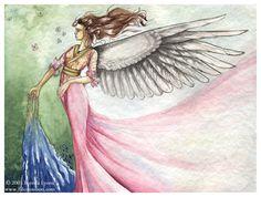 Création par Brenda Lyons - Falcon Lune studio