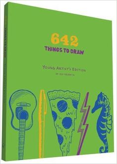 642 Things to Draw: Young Artist's Edition: 826 Valencia: 9781452150666: Amazon.com: Books