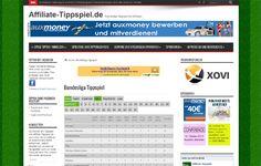 Affiliate-Tippspiel.de geht in die zweite Runde – Messe Dich mit weiteren Affiliates und gewinne tolle Preise - Mehr Infos zum Thema auch unter http://vslink.de/internetmarketing