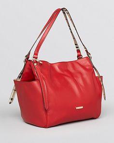 65f7c1da5d34 Burberry Tote - Small Canterbury Handbags - Premium Designers -  Bloomingdale s