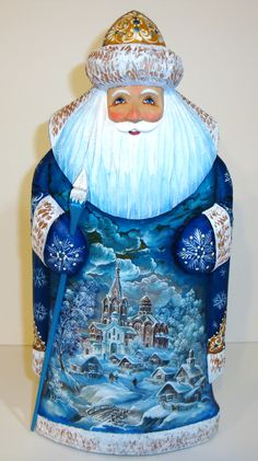 Grandfather Frost with Scene