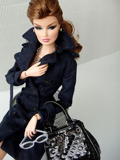Fashion Couture Doll.