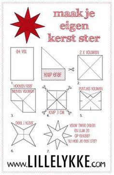 estrella papel