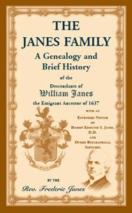 The Janes Family: A Genealogy and Brief History Family Genealogy, Simple Lines, Author, Success, Names, Descendants, History, Branches, Public
