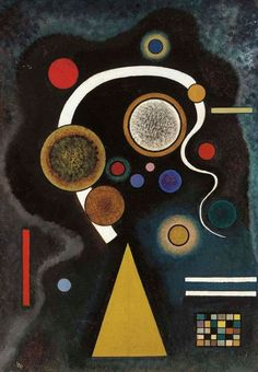 Günter Tauchner — Wassily Kandinsky - Capricious Line