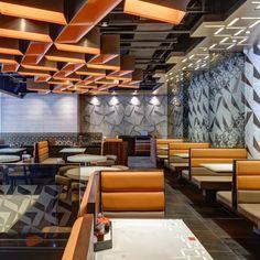 Hung Wan restaurant by Millwork Interiors, Shenzhen   China restaurant