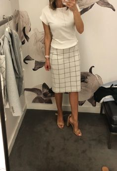 Summer Work Outfits, Casual Work Outfits, Business Casual Outfits, Business Attire, Office Outfits, Work Casual, Business Fashion, Outfit Work, Outfit Ideas
